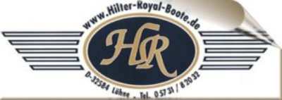 Logo: Hilter Royal Boote
