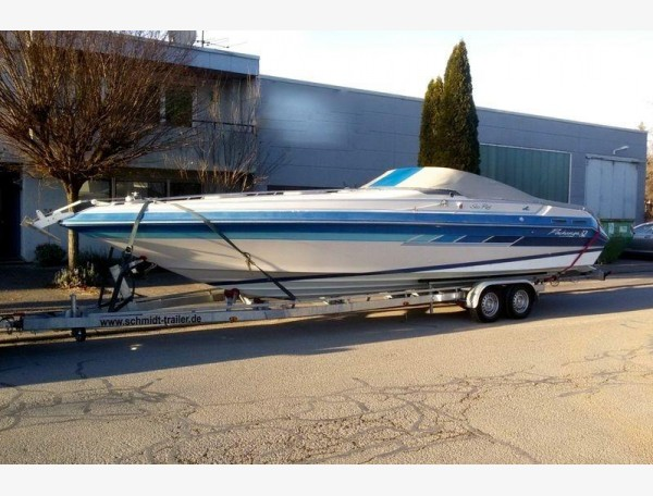 SEA RAY PACHANGA 32 INKLUSIVE NEUEM TRAILER