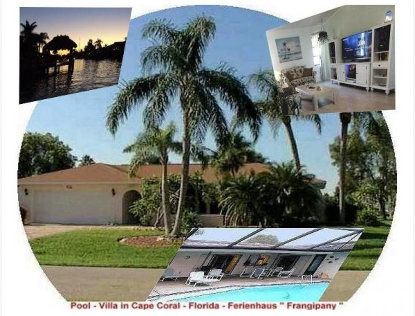 FH mit Pool in Cape Coral